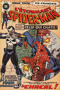Cover Thumbnail for L'Étonnant Spider-Man: Embûches (Editions Héritage, 1970 series) #31