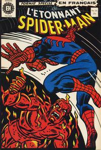 Cover Thumbnail for L'Étonnant Spider-Man (Editions Héritage, 1969 series) #34