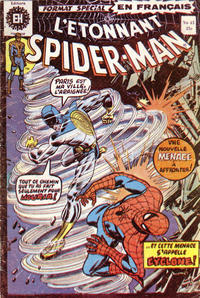 Cover Thumbnail for L'Étonnant Spider-Man (Editions Héritage, 1969 series) #45