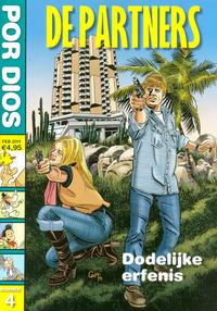 Cover Thumbnail for Por Dios (Don Lawrence Collection, 2010 series) #4 - De Partners: Dodelijke erfenis