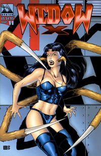 Cover Thumbnail for Widow X (Avatar Press, 1999 series) #11