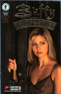 Cover Thumbnail for Buffy the Vampire Slayer (Dark Horse, 1998 series) #1 [Photo Cover - Gold Foil]