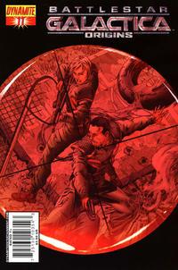 Cover Thumbnail for Battlestar Galactica: Origins (Dynamite Entertainment, 2007 series) #11 [Art Cover]