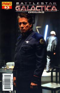 Cover Thumbnail for Battlestar Galactica: Origins (Dynamite Entertainment, 2007 series) #5 [Photo Cover]