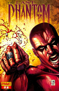Cover Thumbnail for The Last Phantom (Dynamite Entertainment, 2010 series) #2 [Prado 1-in-10 Chase Cover]
