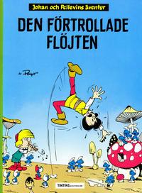Cover Thumbnail for Johan och Pellevins äventyr (Nordisk bok, 1985 series) #T-074 [261] - Den förtrollade flöjten