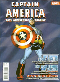 Cover Thumbnail for Captain America 70th Anniversary Magazine (Marvel, 2011 series) #20