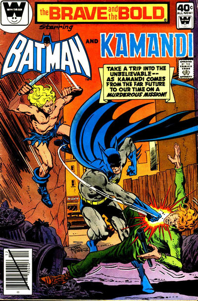 Cover for The Brave and the Bold (DC, 1955 series) #157
