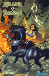 Cover Thumbnail for Hellina vs Pandora (2003 series) #2 [Wrap]