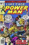 Cover for Power Man (Marvel, 1974 series) #46 [35¢]
