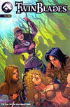 Cover for TwinBlades: The Killing Words (Alias, 2006 series) #3