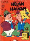 Cover for Helan og Halvan ekstranummer (Illustrerte Klassikere / Williams Forlag, 1968 series) #[2]