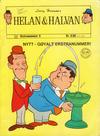 Cover for Helan og Halvan ekstranummer (Illustrerte Klassikere / Williams Forlag, 1968 series) #5