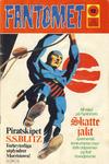 Cover for Fantomet (Semic, 1976 series) #12/1977