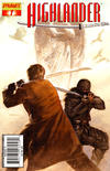Cover for Highlander (Dynamite Entertainment, 2006 series) #7 [Dave Dorman Cover]