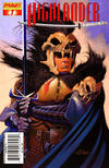 Cover for Highlander (Dynamite Entertainment, 2006 series) #7 [David Michael Beck Cover]