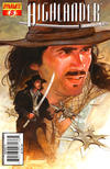 Cover for Highlander (Dynamite Entertainment, 2006 series) #8 [Cover C Dave Dorman]
