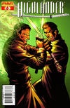 Cover Thumbnail for Highlander (2006 series) #6 [Pat Lee Cover]