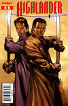 Cover for Highlander (Dynamite Entertainment, 2006 series) #5 [Cover B Pat Lee]