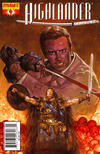Cover Thumbnail for Highlander (2006 series) #4 [Dave Dorman Cover]