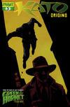 Cover for Kato Origins (Dynamite Entertainment, 2010 series) #5 [Francesco Francavilla Cover]