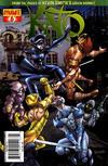 Cover Thumbnail for Kato (2010 series) #6 [Ale Garza Cover]