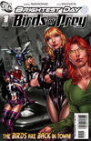 Cover Thumbnail for Birds of Prey (2010 series) #1 [3rd Printing]