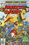 Cover for Fantastic Four (Marvel, 1961 series) #185 [35¢]