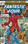 Cover Thumbnail for Fantastic Four (1961 series) #184 [35¢ Price Variant]