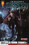 Cover for Jim Butcher's The Dresden Files: Storm Front (Dabel Brothers Productions, 2009 series) #1 [PX Previews Exclusive]