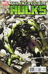Cover for Incredible Hulks (Marvel, 2010 series) #621
