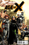 Cover Thumbnail for Age of X Alpha (2011 series) #1 [Variant Cover]