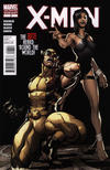 Cover Thumbnail for X-Men (2010 series) #3 [Second Printing]