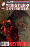 Cover for G.I. Joe: Master & Apprentice 2 (Devil's Due Publishing, 2005 series) #4