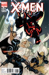Cover Thumbnail for X-Men (2010 series) #7 [Variant Edition - Alternate Spider-Man]
