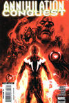 Cover for Annihilation Conquest (Marvel, 2008 series) #3