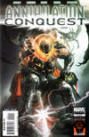 Cover for Annihilation Conquest (Marvel, 2008 series) #5