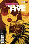 Cover for The New York Five (DC, 2011 series) #1