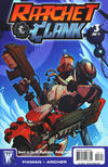 Cover for Ratchet & Clank (DC, 2010 series) #3