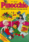 Cover for Pinocchio (Condor, 1977 series) #11