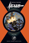 Cover for Nexus Archives (Dark Horse, 2006 series) #9