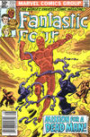 Cover Thumbnail for Fantastic Four (1961 series) #233 [Newsstand Edition]