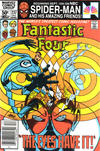 Cover Thumbnail for Fantastic Four (1961 series) #237 [Newsstand Edition]