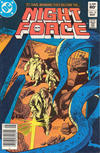 Cover for The Night Force (DC, 1982 series) #10 [Newsstand]