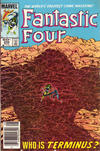 Cover Thumbnail for Fantastic Four (1961 series) #269 [Newsstand]