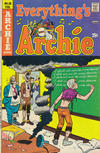 Cover for Everything's Archie (Archie, 1969 series) #38