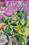 Cover Thumbnail for Fantastic Four (1961 series) #283 [Newsstand]