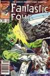 Cover Thumbnail for Fantastic Four (1961 series) #284 [Newsstand]