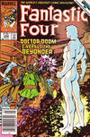 Cover Thumbnail for Fantastic Four (1961 series) #288 [Newsstand Edition]