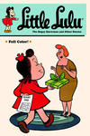 Cover for Little Lulu (Dark Horse, 2005 series) #23 - The Bogey Snowman and Other Stories